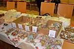 Vánoční jarmark s kreativními dílnami v Novostrašeckém kulturním centru.