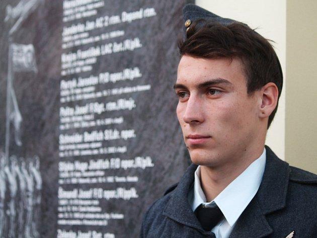 Uctili památku válečných veteránů