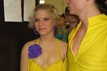 Taneční  soutěž v Rakovníku