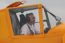 Pilot Vladimír Teutczer