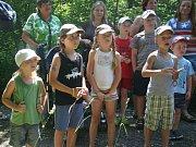 Dětský den a pohádkový les v Janově