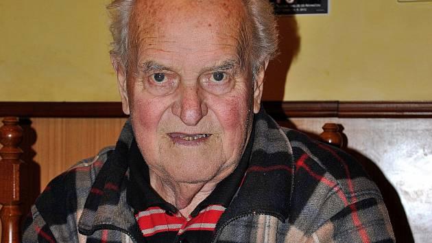Josef Mágr z Řevničova
