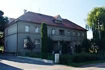 Budova Obecního úřadu Hořovičky.