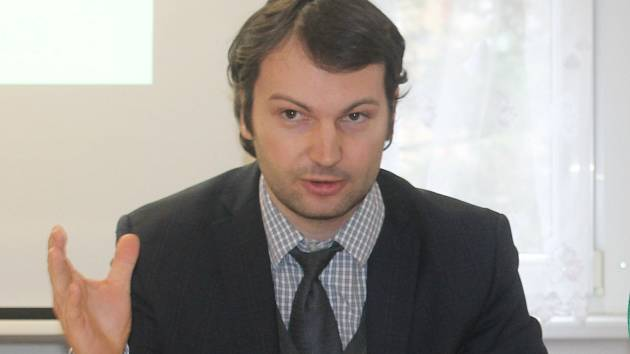 Jan Doležal z Agrární komory ČR