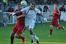 Nové Strašecí porazilo Sedlčany 2:1 (0:1), KP podzim 2013