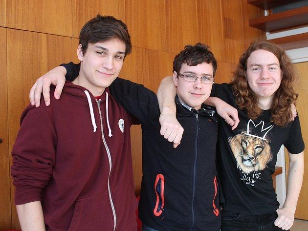 Aleš, Marek a Jiří