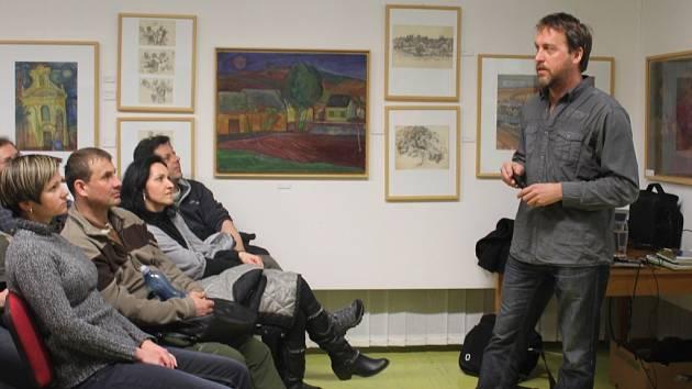 Trabantem po jižní Americe přednáška Dana Přibáně v Pavlíkově