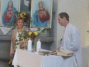 Mše ke Světovému dni hospiců v kostele sv. Bartoloměje