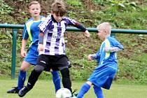 Mladší žáci SK Rakovník B porazili Mšec 3:0.