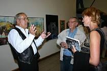 Středočeští výtvarníci vystavují v Rakovníku