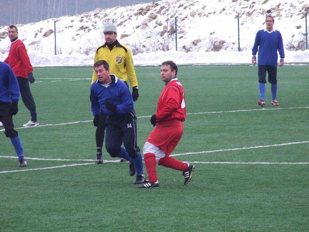 FK Kněževes - SK Doksy