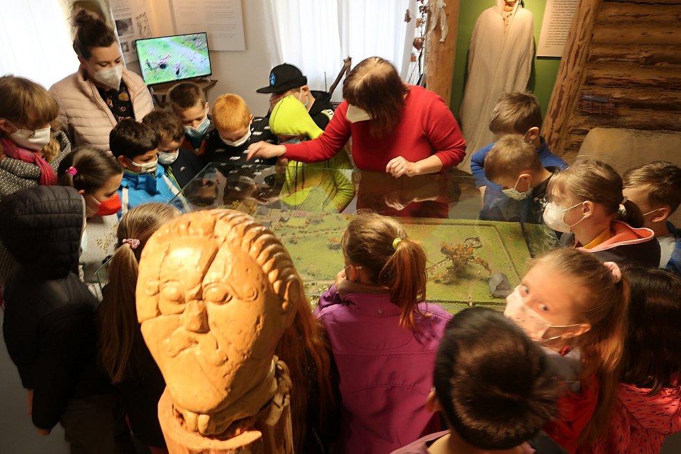 Tradiční Den s Kelty v Městském muzeu v Novém Strašecí.
