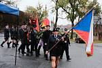 V Čisté oslavili 100. výročí vzniku republiky.