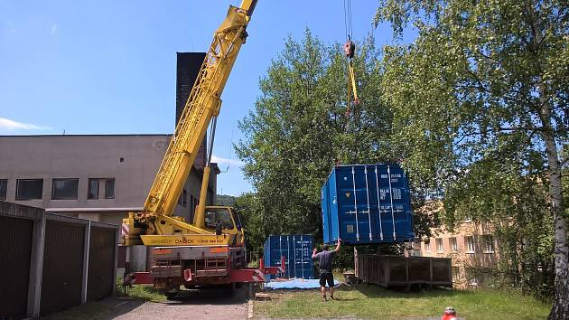 Kotelnu v Roztokách u Křivoklátu nově provozuje energetická firma, která zajistila i její modernizaci.