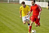 Nové Strašecí porazilo Neratovice 2:0 (2:0), divize B - jaro 2015