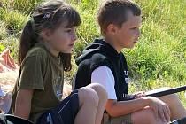 Dětský den v Hořesedlích