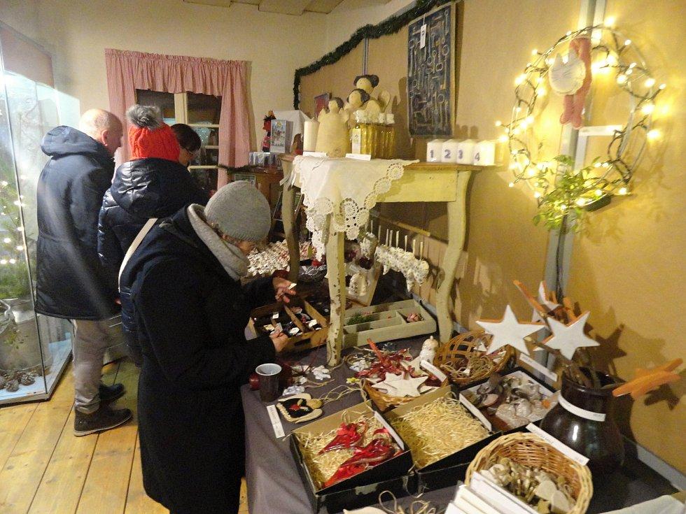 Výstava Vánoce v Roubence.
