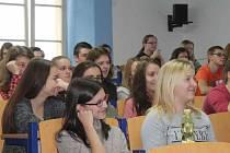 Chemická konference na GZW Rakovník 2016