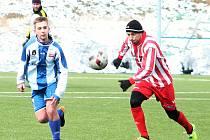 Fotbalisté Senomat prohráli v generálce s Pozdní 0:6.