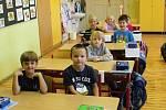 Třídu I. B Druhé základní školy v Rakovníku vede Libuše Martínková.