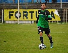 Rezerva SK Rakovník porazila v derby rezervu Tatranu Rakovník 2:1 (2:1), I. B třída - podzim 2016