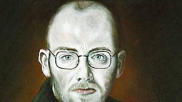Malíř Roman Ch. Sklenička