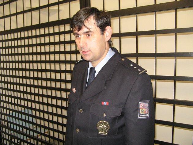 Policista René Černý