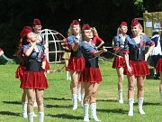Sokolové župy Budečské oslavili sto dvacet let trvání své župy na Kolečku v Křivoklátě