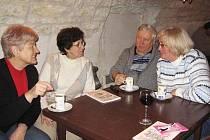 Schůze spolku
