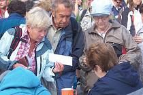 Pochod krajem Oty Pavla 2011
