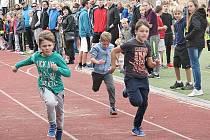 Největší atletickou událostí, která se pořádá na rakovnickém okrese je Rakovnický sprint, jehož se pravidelně účastní tři sta dětí.