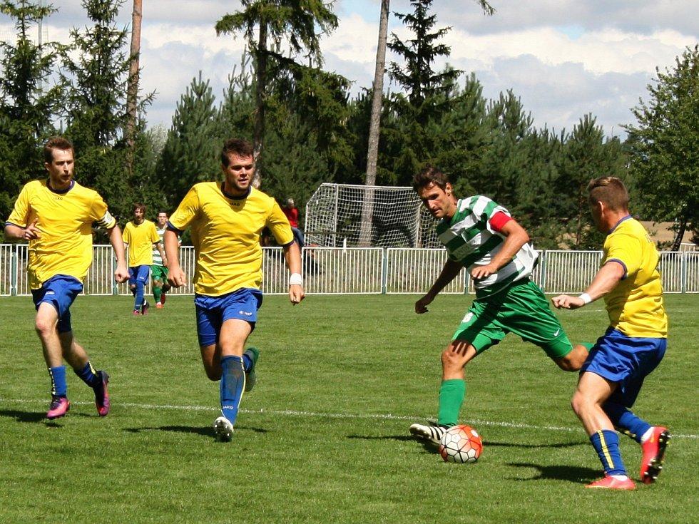 Tatran Rakovník v prvním divizním kole nestačil na Neratovice, kterým podlehl 0:2.
