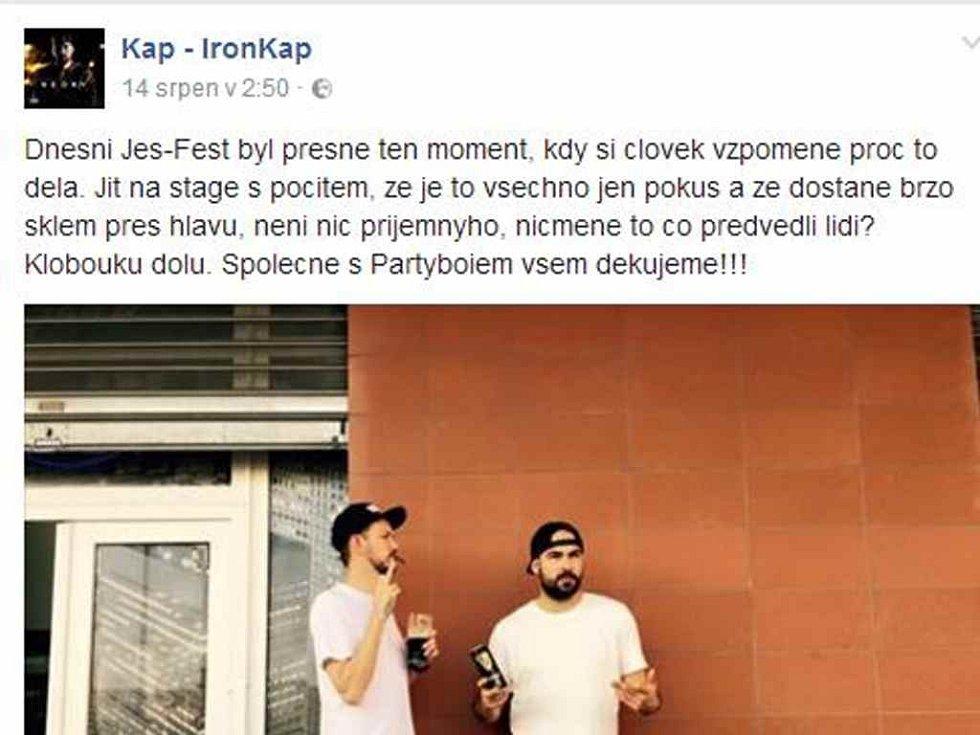 Jes-Fest 2016 v Jesenici