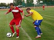 V předkole středočeského Agro poháru vyhrál Zavidov v Kněževsi 5:2.