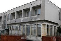 Budova NKC.