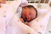 ALBERTA BURGOS, NIŽBOR. Narodila se 10. června 2019. Po porodu vážila 3,7 kg a měřila 51 cm. Rodiče jsou Anavís a Pavla. Bratr Teodor.