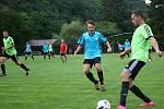 Fotbalisté Roztok v přípravném utkání rozdrtili Olympii 6:1.