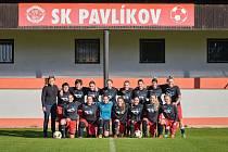 Ženy SK Pavlíkov přehrály Plzeň 3:1.
