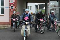 Rakovnické mopedy 2013