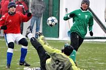 Tatran Rakovník - FK Hořovicko, zimní příprava