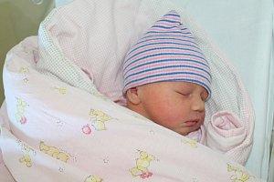 MARKÉTA MATOUŠKOVÁ, NOVÉ STRAŠECÍ. Narodila se 8. října 2017. Po porodu vážila 3,70 kg a měřila 51 cm. Rodiče jsou Marie a Marek.