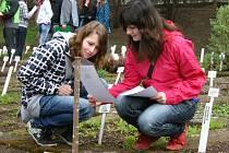 Ekologická soutěž na botanické zahradě v Rakovníku