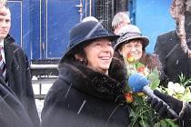 Oslavy TGM v Lánech