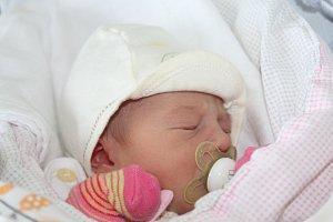 BÁRA JANDOVÁ, RAKOVNÍK Narodila se 3. prosince 2017. Po porodu vážila 2,66 kg a měřila 48 cm. Rodiče jsou Lucie a Pavel.
