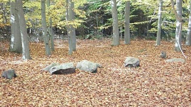 Podzim na Kounovských řadách