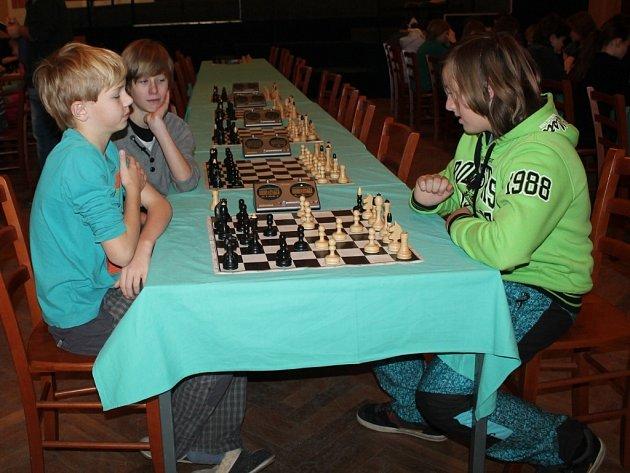 Přebor města Jesenice mládeže v šachu