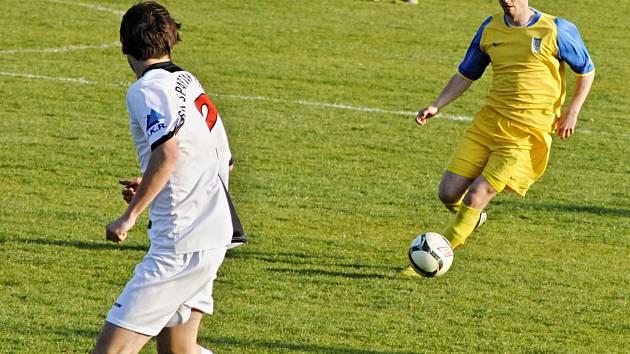 SK Rakovník - Spartak Příbram 1:0 (0:0), KP jaro 2015