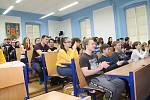 11. Vědecká chemická konference v Gymnáziu Zikmunda Wintra v Rakovníku.