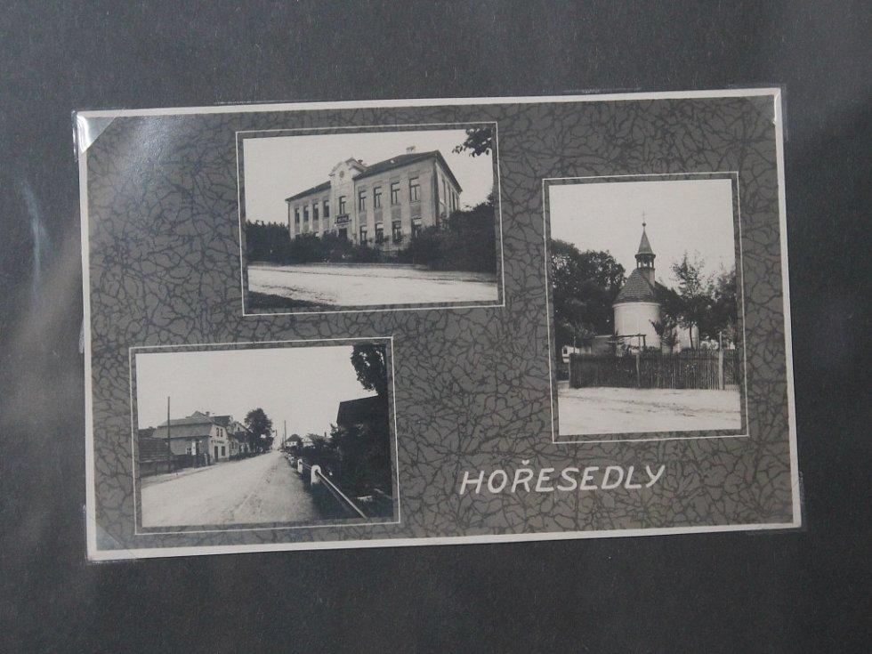 Historické pohlednice Rakovnicka