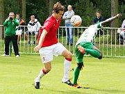 Tatran Rakovník prohrál v 2. kole divize s Ostrou 1:2.